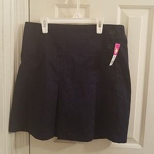 School uniform skort
